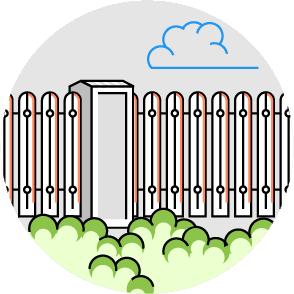 Prywatność to zaskakujących zalet jakie posiadają ogrodzenia plastikowe .
