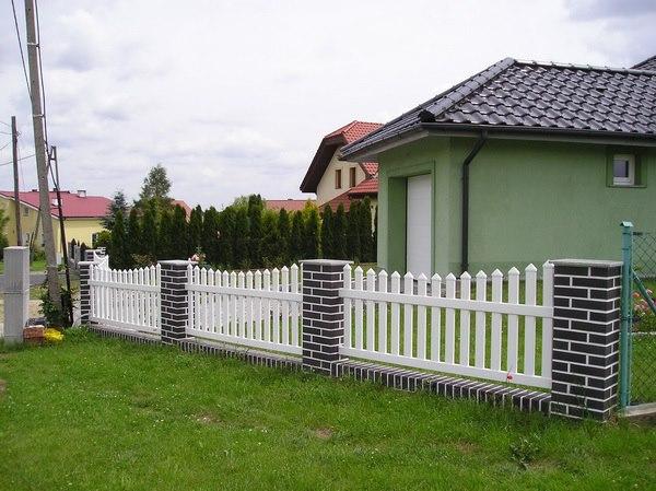 przęsła ogrodzeniowe