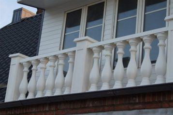 daszki na ogrodzenia