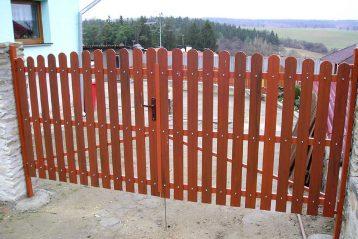 Bezpieczństwo to plusów jakie posiadają ogrodzenia plastikowe .